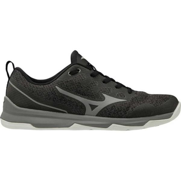 ミズノ レディース スニーカー シューズ TC-02 Training Shoe Black-Grey