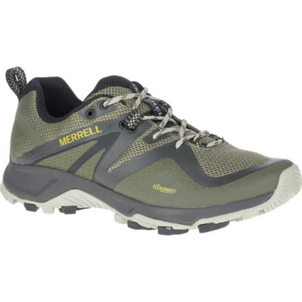 メレル メンズ ブーツ&レインブーツ シューズ MQM Flex 2 Trail Running Sneaker Lichen Mesh/TPU