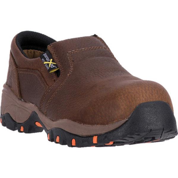マックラエインダストリアル レディース スニーカー シューズ Non Metallic Composite Toe MR41704 Toasted Wheat Leather