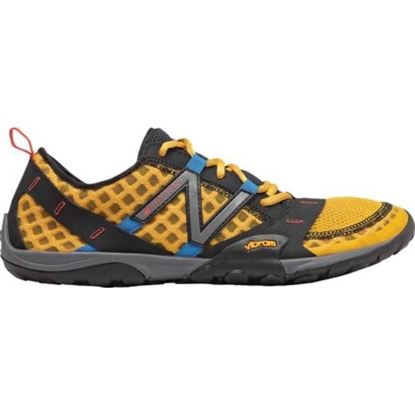 ニューバランス メンズ ブーツ&レインブーツ シューズ Minimus 10v1 Trail Running Shoe Varsity Gold/Black
