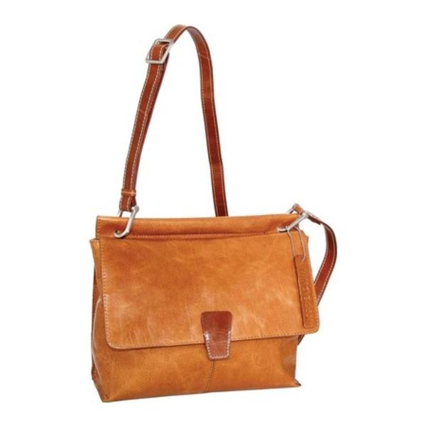ニノボッシ レディース 財布 アクセサリー Moya Cross Body Bag Cognac