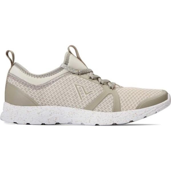 バイオニック レディース スニーカー シューズ Alma Sneaker Aluminum Textile/Synthetic