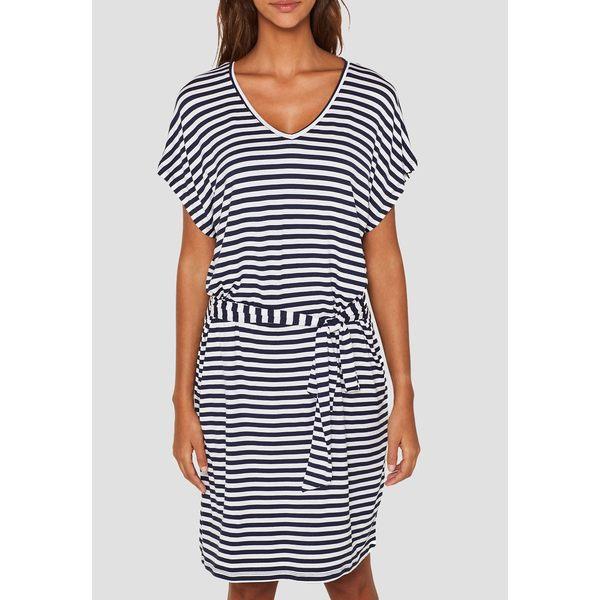 エスプリ レディース 割り引き トップス ワンピース white 全商品無料サイズ交換 BINDEGRTEL role005e MIT dress - 大人気 Jersey
