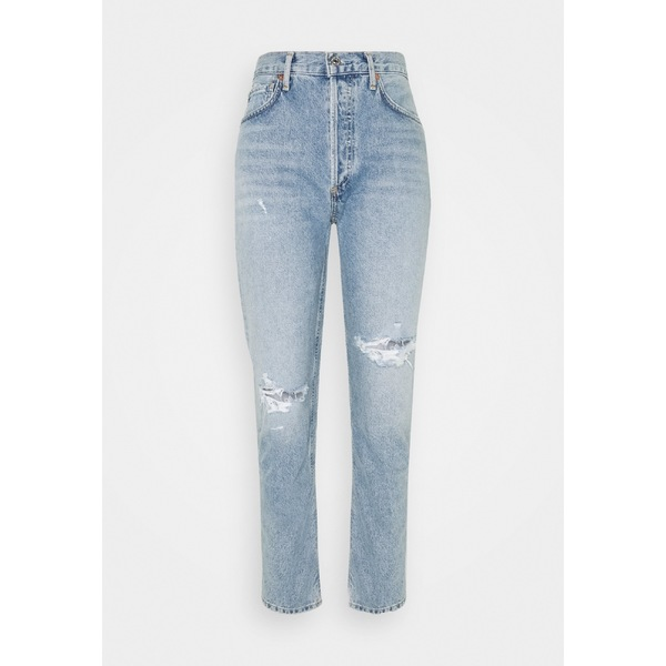 早割クーポン! シチズンズ オブ ヒューマニティ Straight レディース moondust デニムパンツ ボトムス CHARLOTTE シチズンズ - Straight leg jeans - moondust role0061, キングダムノート:7cbf10da --- kventurepartners.sakura.ne.jp