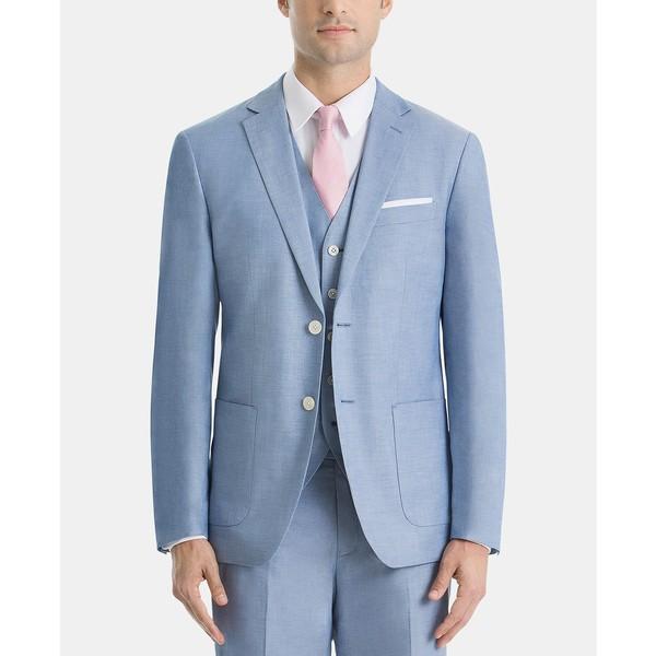 ラルフローレン メンズ アウター ジャケット ブルゾン Light 公式ストア Blue Coat 全商品無料サイズ交換 Sport 専門店 Classic-Fit UltraFlex Chambray Men's