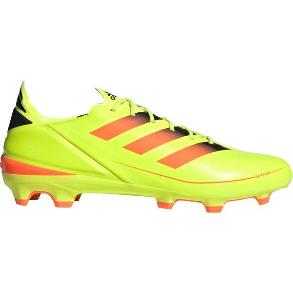 アディダス メンズ サッカー スポーツ adidas Gamemode FG Soccer Cleats Yellow/Orange