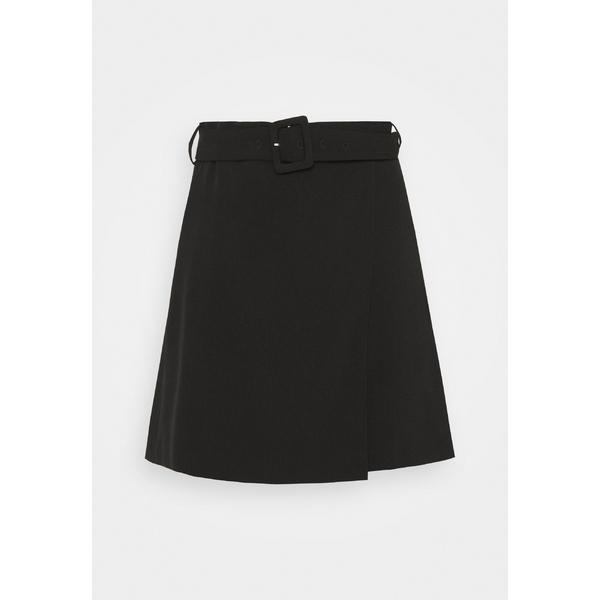 ファッションモンキー レディース ボトムス スカート black 全商品無料サイズ交換 skirt 新作 新作アイテム毎日更新 大人気 Mini SKIRT - LEAF rsht017b