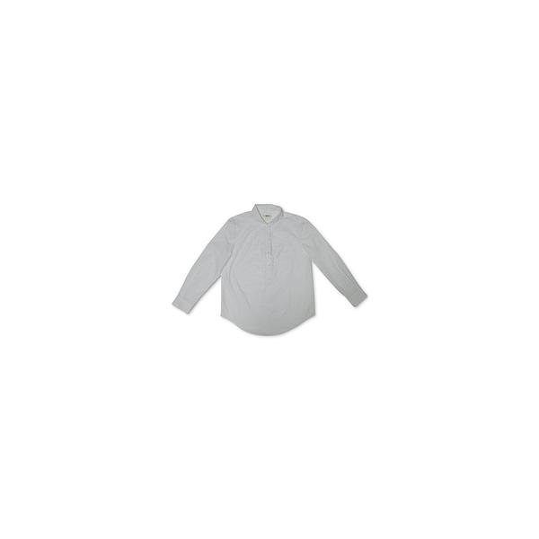 最高 スタイルアンドコー レディース カットソー トップス Cotton Popover Shirt, Bright White, SportsExpress ca6e0bda