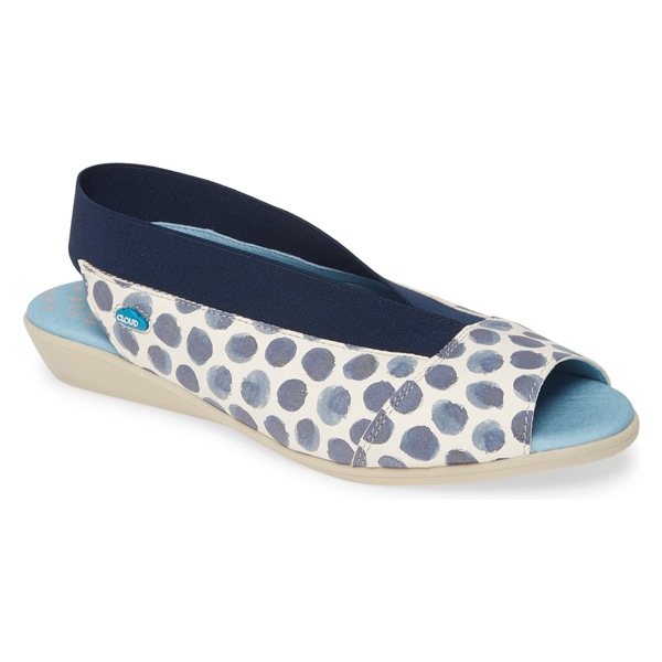 クラウド レディース サンダル シューズ CLOUD Caliber Slingback Sandal (Women) Tupai Blue Leather