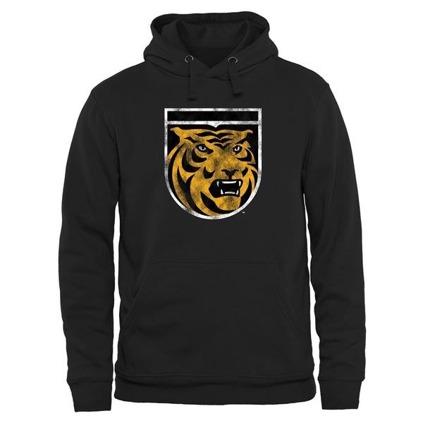ファナティクス メンズ パーカー・スウェットシャツ アウター Colorado College Tigers Classic Primary Pullover Hoodie Black