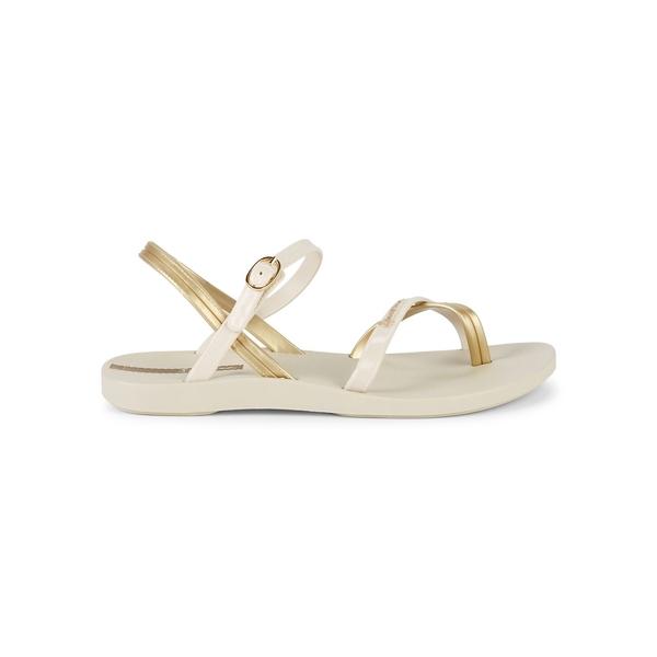 イパネマ レディース サンダル シューズ Suzi Thong-Toe Sandals Beige Ivory