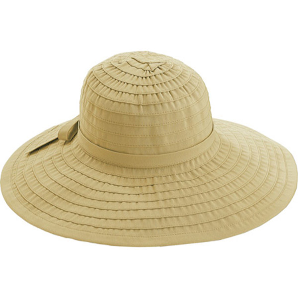 サンディエゴハット レディース アクセサリー 帽子 Beige 全商品無料サイズ交換 人気ショップが最安値挑戦 Ribbon Women's Hat RBL299 賜物 Bow Large Brim w