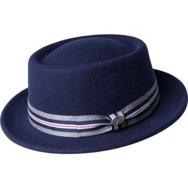 ベーリー 期間限定特別価格 オブ ハリウッド 有名な メンズ アクセサリー 帽子 Navy Men's 38349 全商品無料サイズ交換 Klaxon Fedora