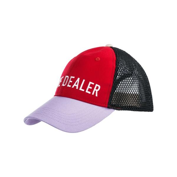 ゴールデングース レディース 帽子 アクセサリー Golden Goose Adjustable Hat Baseball Cap Clare RedLilacLoveDealer