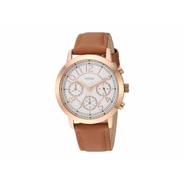 フォッシル レディース 腕時計 アクセサリー Krista - BQ3230 Tan