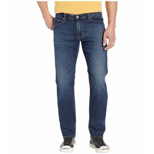 エージー アドリアーノゴールドシュミット メンズ デニムパンツ ボトムス Graduate Tailored Leg Denim Jeans in Transit Transit