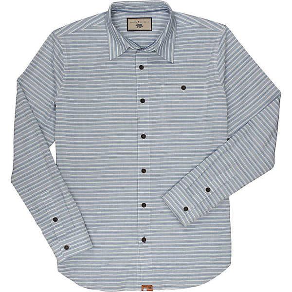 ダコタグリズリー メンズ シャツ トップス Dakota Grizzly Men's Holden Shirt Sky