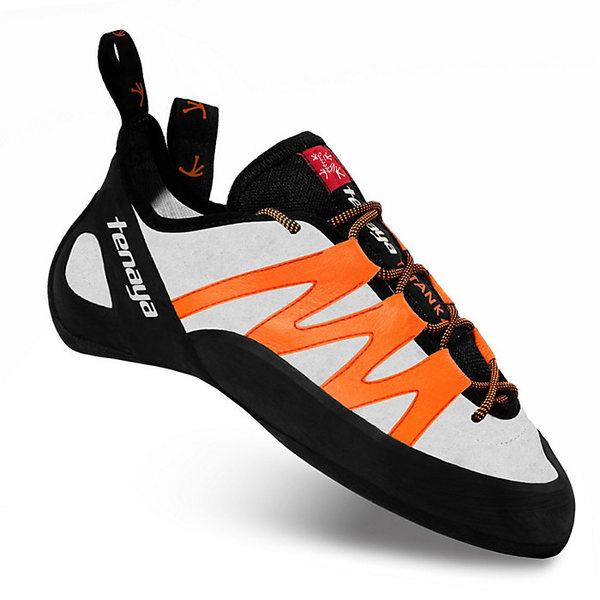 テナヤ レディース ハイキング スポーツ Tenaya Tatanka Climbing Shoes White / Orange