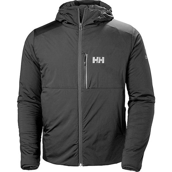 ヘリーハンセン メンズ ジャケット&ブルゾン アウター Helly Hansen Men's Odin Stretch Insulated Jacket BLACK