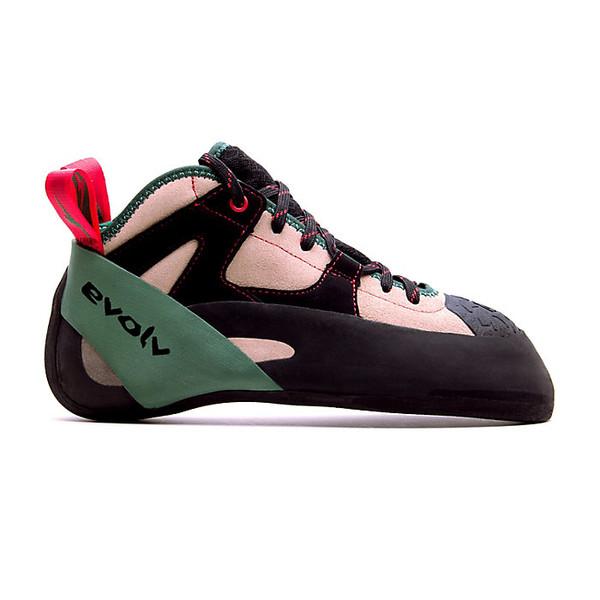 エボルブ メンズ ハイキング スポーツ Evolv Men's The General Climbing Shoe Tan / Army Green