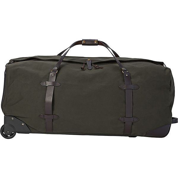フィルソン レディース ボストンバッグ バッグ Filson XL Rolling Duffle Bag Otter Green