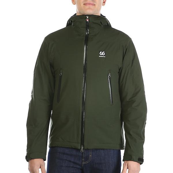 66ノース メンズ ジャケット&ブルゾン アウター 66North Men's Snaefell Alpha Jacket Military Green