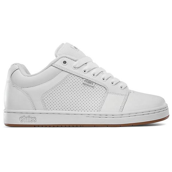 エトニーズ メンズ スニーカー シューズ Etnies Men's Barge XL Shoe White