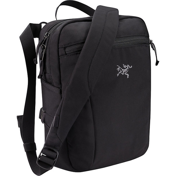 アークテリクス レディース ボストンバッグ バッグ Arcteryx Slingblade 4 Shoulder Bag Black