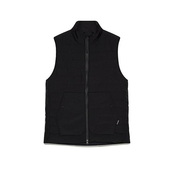 ペンフィールド メンズ ジャケット&ブルゾン アウター Penfield Men's Alverstone Vest Black