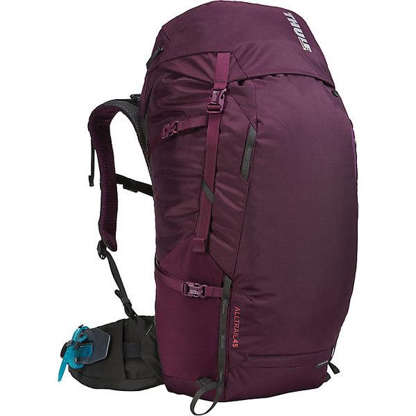 スリー レディース ボストンバッグ バッグ Thule Women's AllTrail Hiking Backpack 45L Monarch