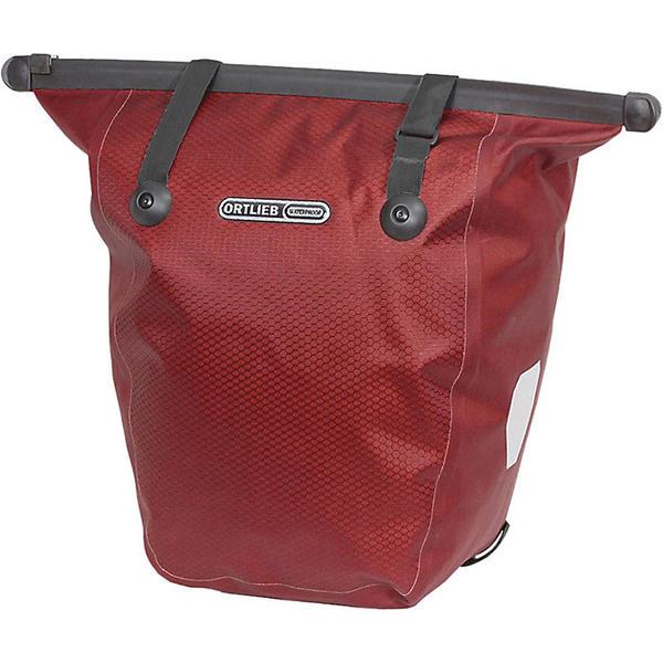 オルトリーブ レディース ボストンバッグ バッグ Ortlieb Bike Shopper Bag Dark Chili