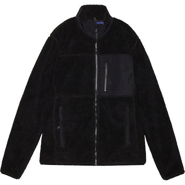 ペンフィールド メンズ ジャケット&ブルゾン アウター Penfield Men's Mattawa Fleece Jacket Black