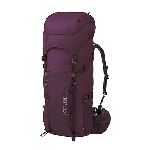 エクスパード レディース バックパック・リュックサック バッグ Exped Women's Explore 60 Backpack Dark Violet
