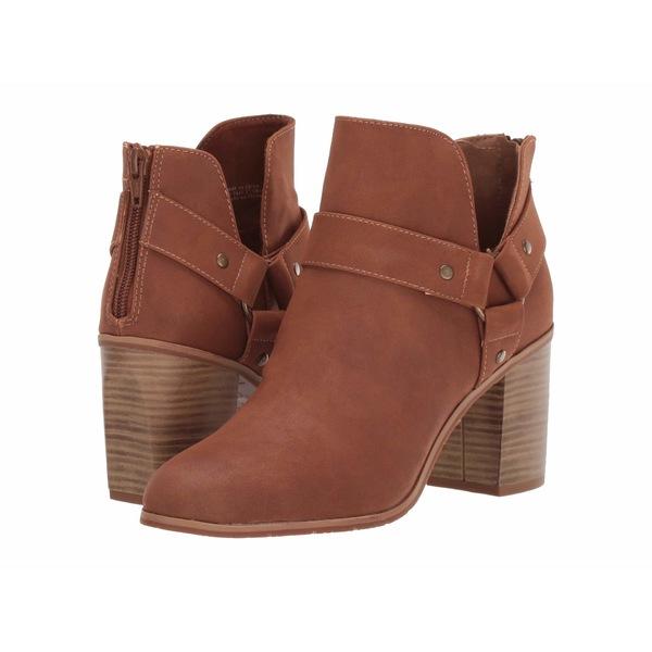 セイシェルズ レディース ブーツ&レインブーツ シューズ BC Footwear by Seychelles Miss Independent Cognac Nubuck