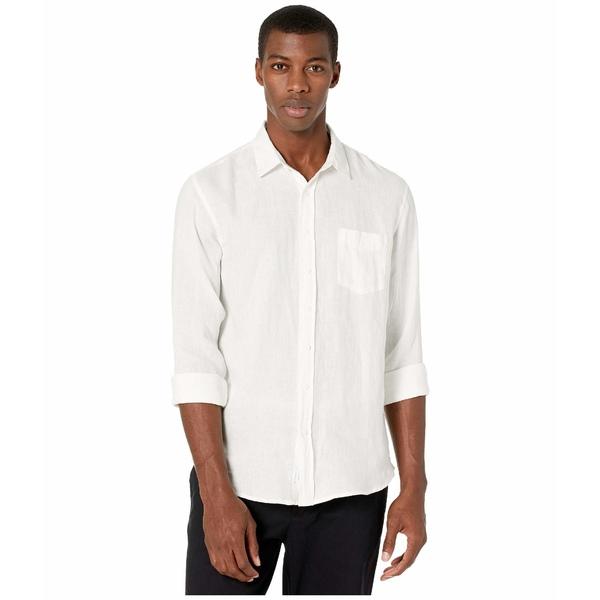 オニア メンズ シャツ トップス Abe Shirt Off-White