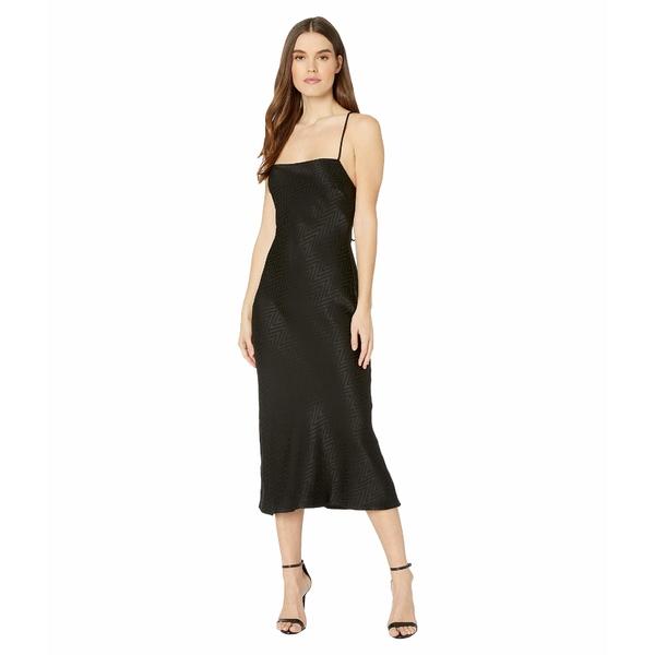 アストール レディース ワンピース トップス Trinity Dress Black