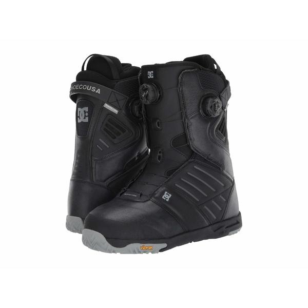ディーシー メンズ ブーツ&レインブーツ シューズ Judge Dual BOA Snowboard Boots Black