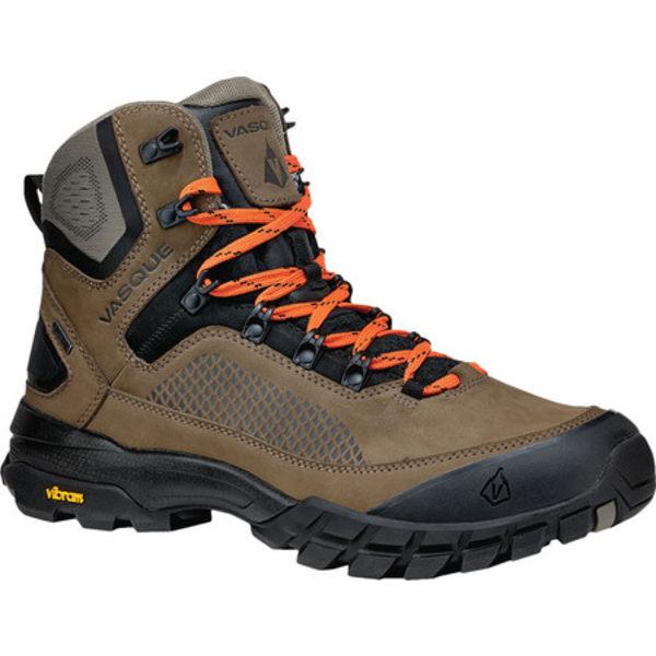バスク メンズ ブーツ&レインブーツ シューズ Talus Extended Terrain GTX Hiking Boot Brindle/Flame