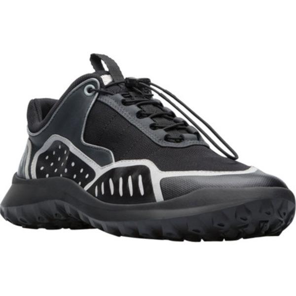 カンペール メンズ スニーカー シューズ CRCLR GORE-TEX Sneaker Black Polyester/Calfskin