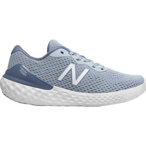 ニューバランス レディース スニーカー シューズ Fresh Foam 1365v1 Fitness Walking Sneaker Chambray/Winter Sky/Silver Metallic