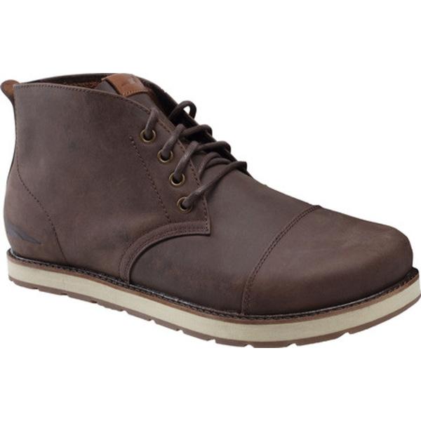 アルトラ メンズ ブーツ&レインブーツ シューズ Smith Chukka Boot II Brown