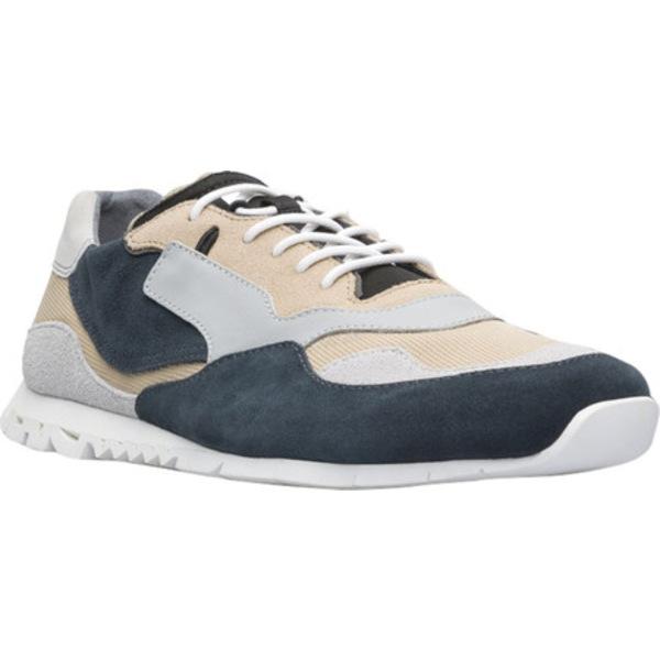 カンペール メンズ スニーカー シューズ Nothing Sneaker Beige/Grey/Multi Polyester/Nubuck/Calfskin