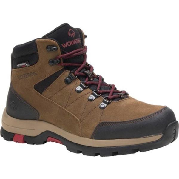 ウルヴァリン メンズ ブーツ&レインブーツ シューズ Rapid Waterproof Hiking Boot Sand Full Grain Leather
