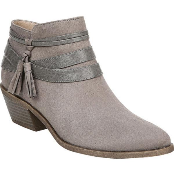 ライフストライド レディース ブーツ&レインブーツ シューズ Paloma Ankle Boot Heather Grey Eco Microsuede/Burnished Tumble