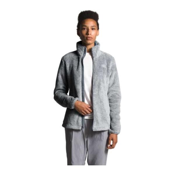 ノースフェイス レディース ジャケット&ブルゾン アウター Seasonal Osito Jacket Mid Grey/Tin Grey