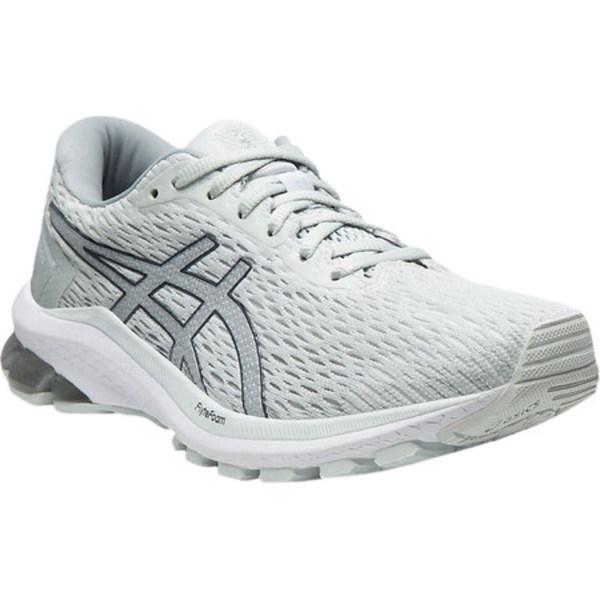 アシックス レディース スニーカー シューズ GT-1000 9 Running Sneaker White/Pure Silver