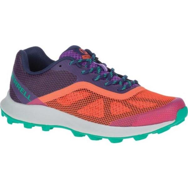 メレル レディース ブーツ&レインブーツ シューズ MTL Skyfire Trail Shoe Goldfish Mesh/TPU