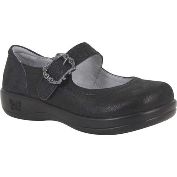 アレグリア レディース サンダル シューズ Kourtney Mary Jane Anise Baby Tumble Leather