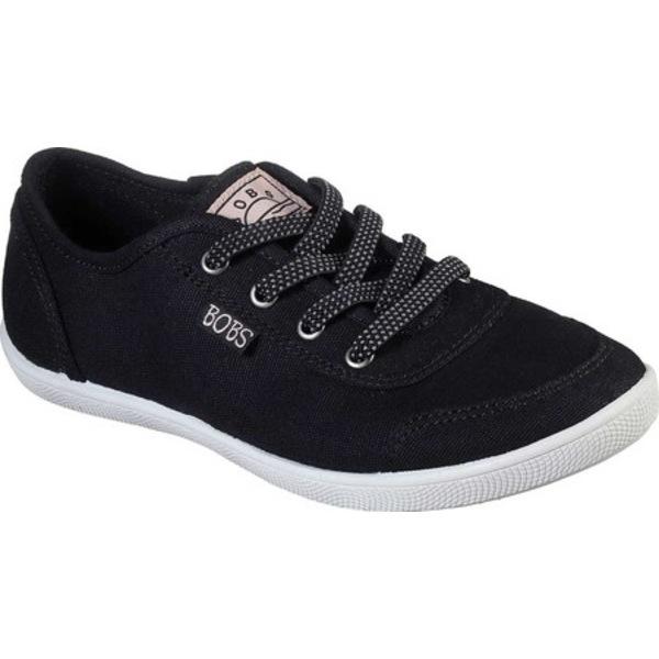 スケッチャーズ レディース スニーカー シューズ BOBS B Cute Bitter Sweet Sneaker Black