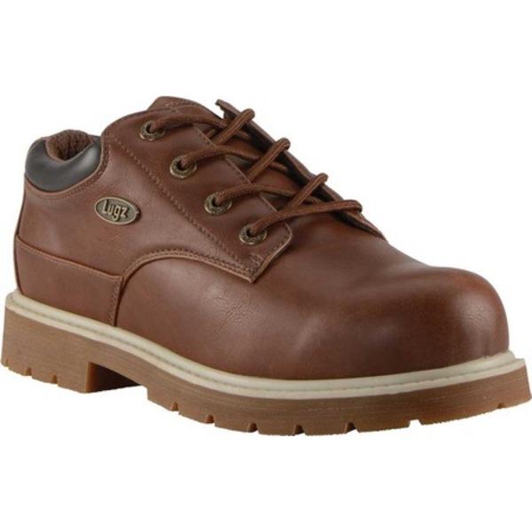 ラグズ メンズ ブーツ&レインブーツ シューズ Drifter Lo LX Boot Dark Tan/Bark/Gum Synthetic Leather